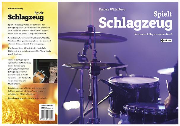 Daniela Wittenberg - Spielt Schlagzeug