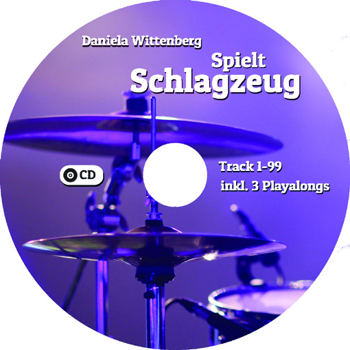 Daniela Wittenberg - Spielt Schlagzeug CD